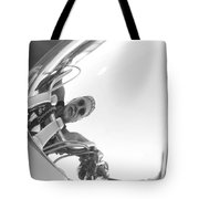 Reflections Of Freedom Tote Bag