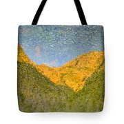 Reflections Of Montenegro No.3 Tote Bag
