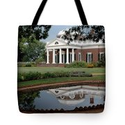 Reflections Of Monticello Tote Bag