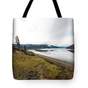 Reflections Of Mosier Tote Bag