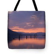 Reflections Of Pink Tote Bag