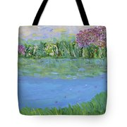 Reflections Of Tote Bag