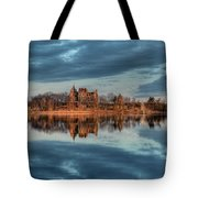 Reflections Of The Heart Tote Bag
