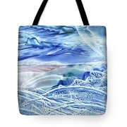 Reflections Of The Moon Tote Bag