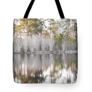 Reflections Of The South Tote Bag