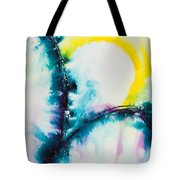 Reflections Of The Universe No. 2058 Tote Bag