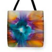 Reflections Of The Universe No. 2305   Tote Bag