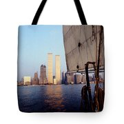 Reflections Of What Was   Tote Bag