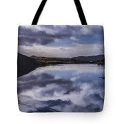 Reflections On Harris Tote Bag