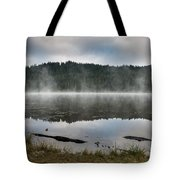 Reflections On Reflection Lake 2 Tote Bag