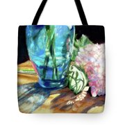 Reflections On The Afternoon II Tote Bag