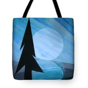 Reflections On The Day Tote Bag