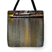 Reflections On Water Tote Bag