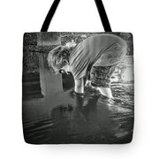 Reflections Tote Bag by Savannah Fonner