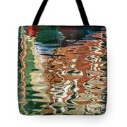 Reflections Venice_dsc4687_03032017 Tote Bag
