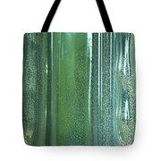 Reflective In Aqua Tote Bag