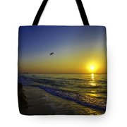 Reflective Journey Tote Bag
