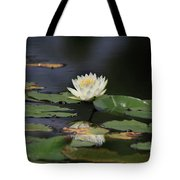 Reflective Lilly Tote Bag