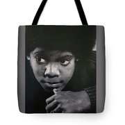 Reflective Mood  Tote Bag