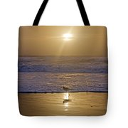 Reflective Spotlight  Tote Bag