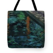 Reflective State Tote Bag