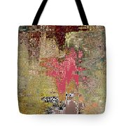 Reflextions  Tote Bag