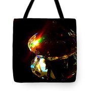 Refraction Reflection Tote Bag