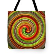 Refresh Your Mind With Tropical And Juicy Colors In Your Dinning Area Tote Bag