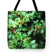 Refreshing Green Tote Bag
