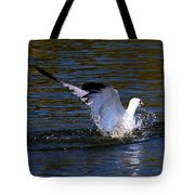 Refreshing Dip Tote Bag by Amanda Struz