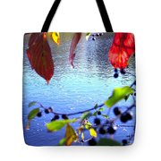 Refreshing View Tote Bag