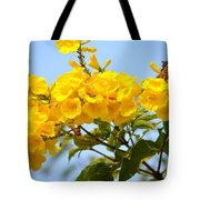 Refreshing Yellows Tote Bag