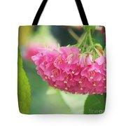 Refreshingly Pink Tote Bag