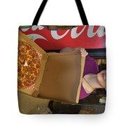 Refrig Art Tote Bag