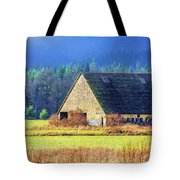 Refuge Barn Tote Bag