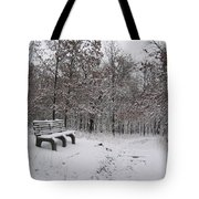 Refuge Tote Bag
