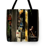 Refuge - Quiet Little Table In The Corner Tote Bag
