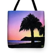 Refugio Point 1 Tote Bag