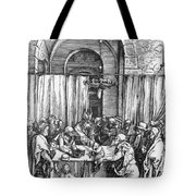 Refusal Of Joachim Offer 1503 Tote Bag