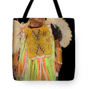Regal And Young Tote Bag
