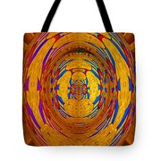 Regal Bow Knot Tote Bag
