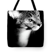 Regal Feline Tote Bag
