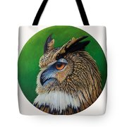 Regal Gaze Tote Bag