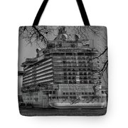 Regal Princess Hamilton Tote Bag