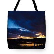 Regal Sundown Tote Bag