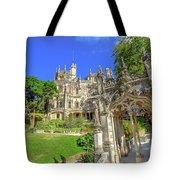 Regaleira Sintra Portugal Tote Bag