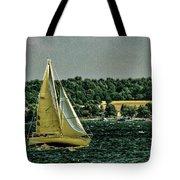 Regatta On Seneca Lake Tote Bag