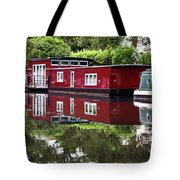 Regent Houseboats Tote Bag