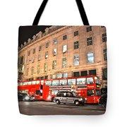 Regent Street  Tote Bag