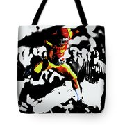 Reggie Bush Up And Over Tote Bag